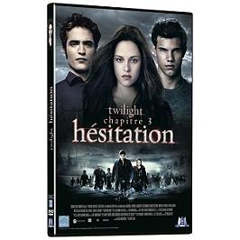 Twilight, chapitre 3 : hésitation, Dvd