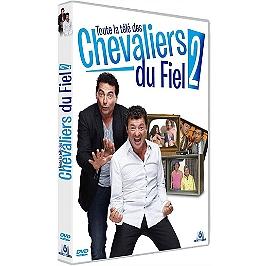 Coffret toute la télé des Chevaliers du Fiel, vol. 2, Dvd