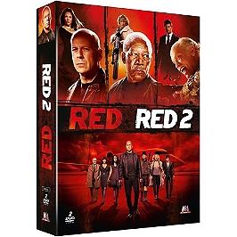Coffret red 1 et 2, Dvd