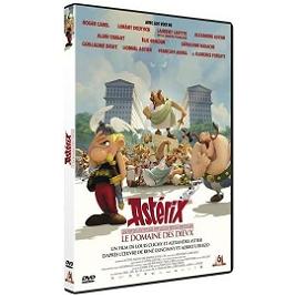 Astérix, le domaine des Dieux, Dvd