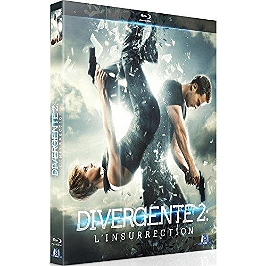 Divergente 2 : l'insurrection, Blu-ray
