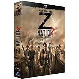 Coffret z nation, saison 2, Blu-ray