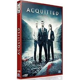 Coffret acquitted, saison 1, Dvd