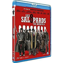 Les huit salopards, Blu-ray