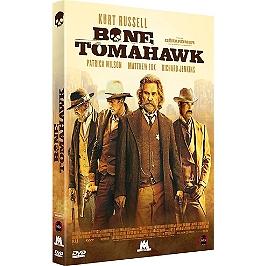 Bone tomahawk, Dvd