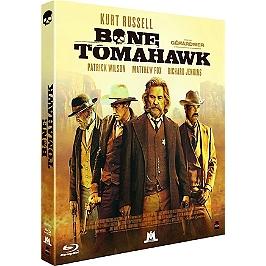 Bone tomahawk, Blu-ray