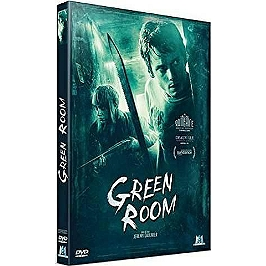 Green room, Dvd