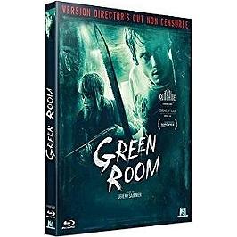 Green room, Blu-ray
