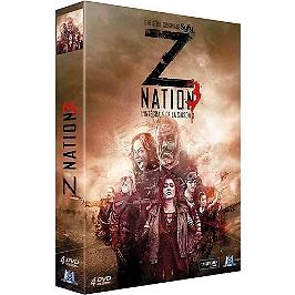 Coffret Z nation, saison 3, Dvd