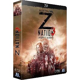 Coffret Z nation, saison 3, Blu-ray