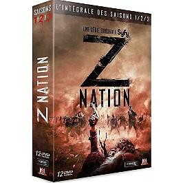 Coffret Z nation, saisons 1 à 3, Dvd