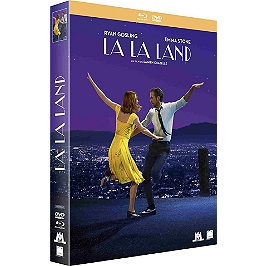 La La Land, Digipack combo + BO, Blu-ray