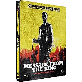 Message from the king, Blu-ray