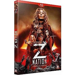 Coffret z nation, saison 4, Blu-ray