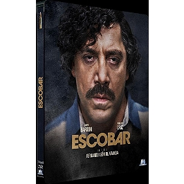 Escobar, Steelbook, Blu-ray