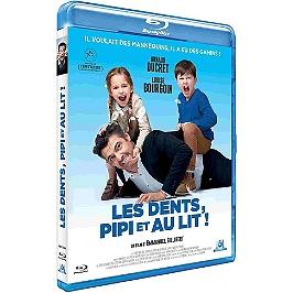 Les dents, pipi et au lit, Blu-ray