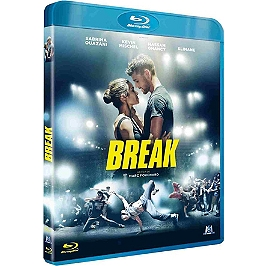 Break, Blu-ray