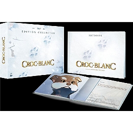 Croc-Blanc, édition collector, Blu-ray