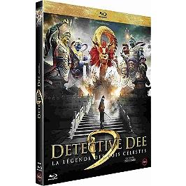 Détective Dee III : la légende des rois célestes, Blu-ray