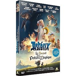 Astérix : le secret de la potion magique, Dvd