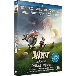 Astérix : le secret de la potion magique, Blu-ray