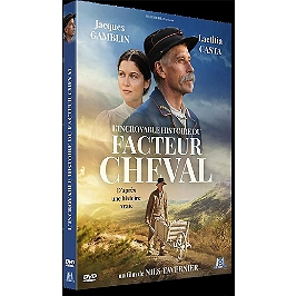 L'incroyable histoire du facteur Cheval, Dvd