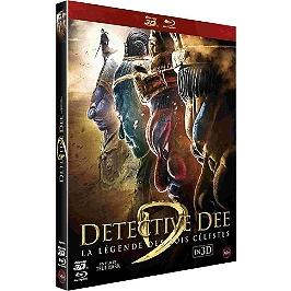 Détective Dee III : la légende des rois célestes, Blu-ray 3D