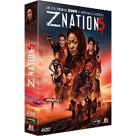 Coffret z nation, saison 5, Dvd