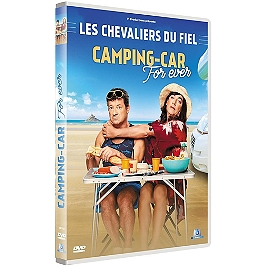 Les Chevaliers du Fiel : camping car forever, Dvd