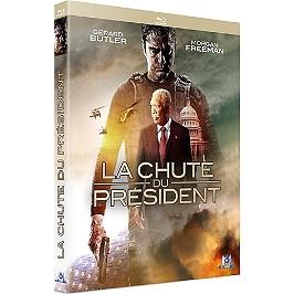 La chute du président, Blu-ray