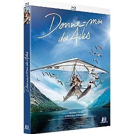 Donne-moi des ailes, Blu-ray