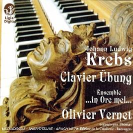 Clavier Übung, CD