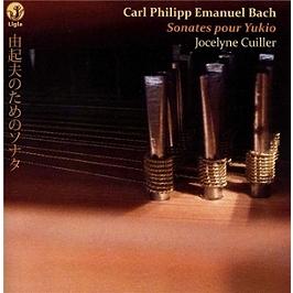Sonates pour Yukio, CD