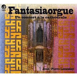 Fantasiaorgue, CD