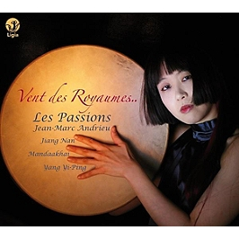 Vent des royaumes..., CD Digipack