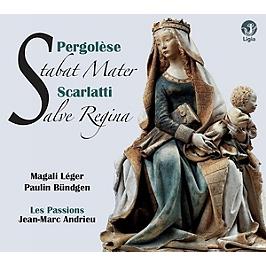 Stabat mater - salve regina, CD Digipack