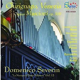 Les grandes orgues de la cathédrale de Messina /vol.4, CD