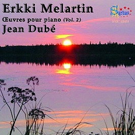 Oeuvres pour piano vol 2, CD