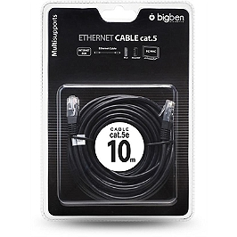 Câble ethernet (10m) (PC-MAC)