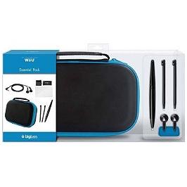 Pack essentiel de 8 accessoires en 1 (WII U)