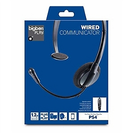 Micro-casque communicator pour Playstation 4 (PS4)