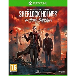 Sherlock Holmes: the Devil's daughter (XBOXONE)