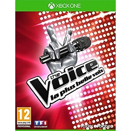 The voice : la plus belle voix (XBOXONE)