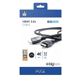 Cable HDMI 2.0 officiel Sony (PS4)