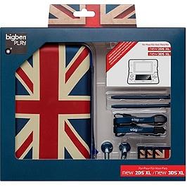 Pack essential pour Nintendo New 2DSXL - édition limitée UK (3DS)