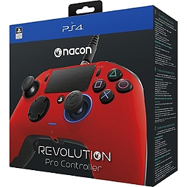 Nacon revolution controller - rouge (PS4)