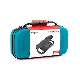Pochette bleu pour Nintendo switch (taille L) (SWITCH)