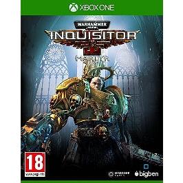 Warhammer 40.000 Inquisitor Martyr (XBOXONE)