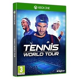 Tennis world tour (XBOXONE)