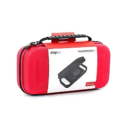 Pochette pour nintendo Switch (taille L) - rouge (SWITCH)